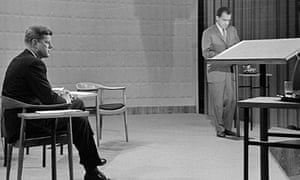 John F Kennedy, Richard Nixon, 1960 presidential debate