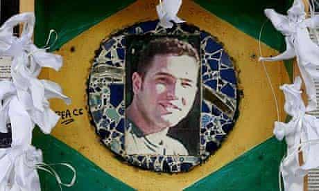 Jean Charles de Menezes memorial in Stockwell