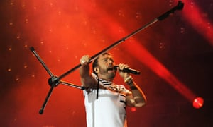 Paul Rodgers of Queen performs at the O2 Arena