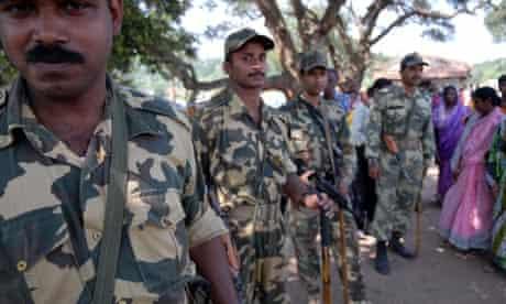 Orissa police
