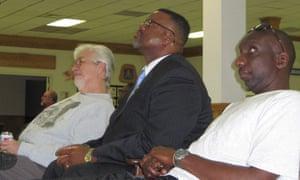 AFL-CIO debate watching, Columbus, Ohio