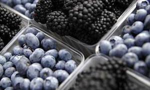 Blueberry blackberry