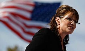 Republican vice presidential nominee Alaska Governor Sarah Palin