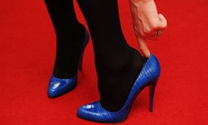 High heels just keep getting more precarious