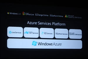 azure microsoft's cloud system