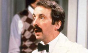 Andrew Sachs as Manuel in Fawlty Towers