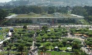 Renzo Piano's Academy of Sciences