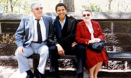 Barack Obama, Madelyn Dunham