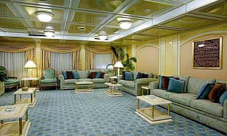 Saddam's Yacht