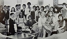 Barack Obama analysis: Obama and the rest of his homeroom class pose for a portrait for the 1979 school yearbook