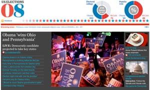 US election 2008 3am screengrab