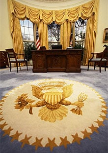 Change Is Coming To The Oval Office Rug Us News