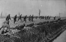 Troops at the Battle of Ypres