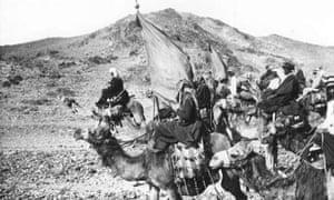 Lawrence of Arabia's guerrillas