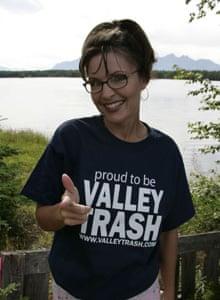 Sarah Palin in Wasilla, Alaska in 2004