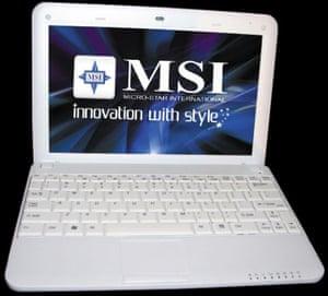 MSI Wind netbook