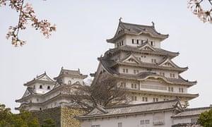 Himeji-jo castle in Japan's Hyogo prefecture