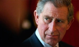 Prince Charles at St James's Palace in London
