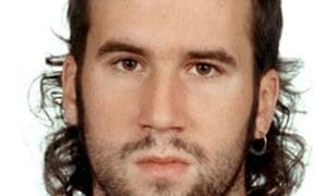 Garikoitz Aspiazu, suspected Eta military leader