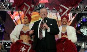 Oscar Goodman, mayor of Las Vegas