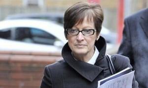 Sharon Shoesmith, Haringey's director of children's services