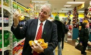 Jim McCarthy, CEO of Poundland