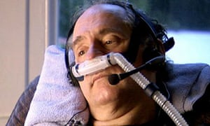 Craig Ewert, 59, whose death in an assisted suicide in a Swiss clinic will be broadcast on British television