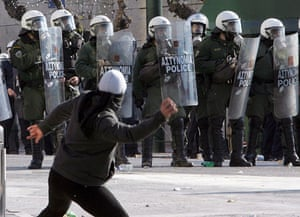 Gallery Greek Riots Continue: Protests in Athens