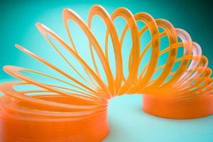 Gallery Children's toys: Slinky