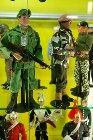 Gallery Children's toys: Action Man toy soldiers
