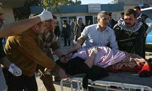 Suicide bombing in the Iraq city of Kirkuk