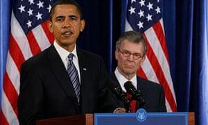 Barack Obama, Tom Daschle