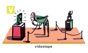 V - style guide illustrations
