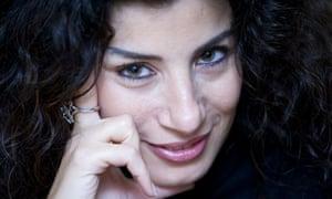 Joumana Haddad, who founded Jasad