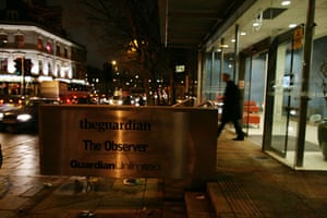 Gallery 119 Farringdon Road: Final Hours at Guardian  Farringdon Road Offices