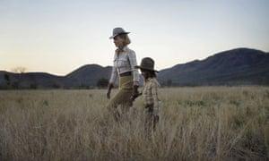 A scene from Baz Luhrmann's film Australia