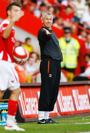 Gallery Blackburn candidates: Alan Pardew