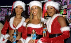 Destiny's Child at Christmas