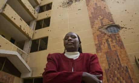 Rwandan MP, Judith Kanakuze