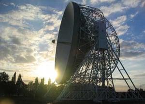 Jodrell Bank: Lovell Telescope
