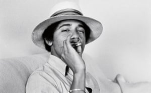 Gallery Obama's student years: Barack Obama at Occidental College