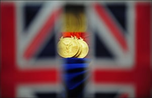 Gallery Tom Jenkins' best pics: Olympic medals