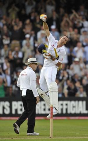 Gallery Tom Jenkins' best pics: Kevin Pietersen
