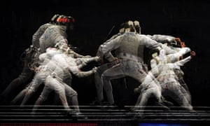 Gallery Tom's best pics: fencing