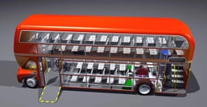 Gallery Routemaster: A new-generation eco-friendly driver-and-conductor Routemaster