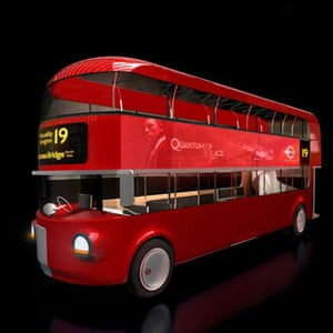 Gallery Routemaster: New Bus for London competition