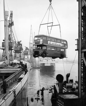 Gallery Routemaster: Busman's Holiday