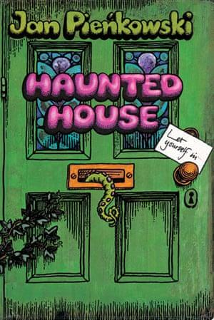 Gallery Pienkowski: Haunted House