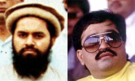 Maulana Azhar and Dawood Ibrahim