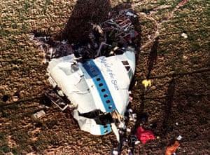 Gallery Lockerbie anniversary: Lockerbie Pan Am flight 103